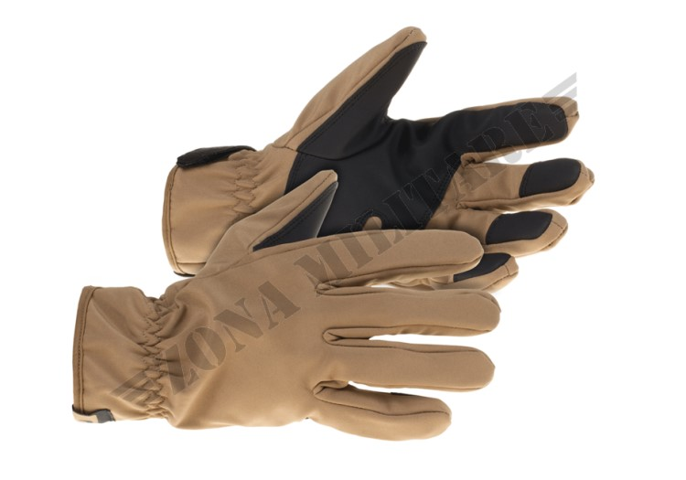 GUANTI SOFTSHELL GLOVES COYOTE CLAW GEAR