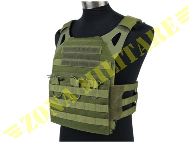 TACTICAL VEST JPC 1000 D GREEN VERSION