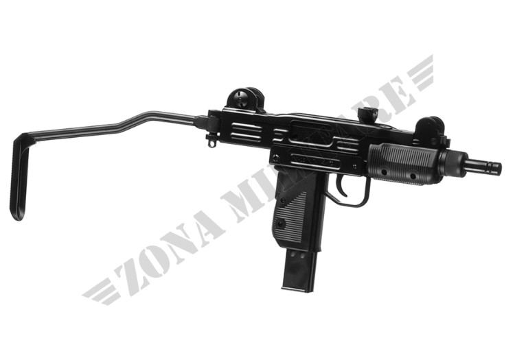 FUCILE MARCA KWC MODELLO MINI SMG FULL METAL A CO2