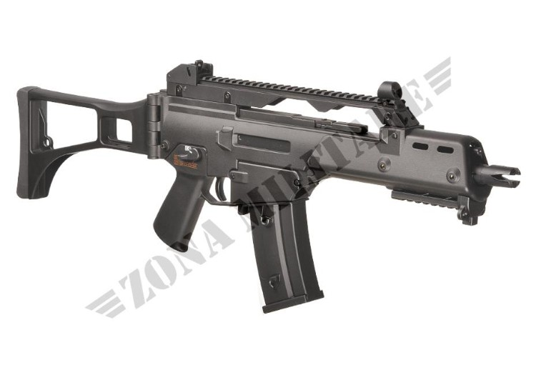 FUCILE G36C JING GONG WORKS BLACK VERSION