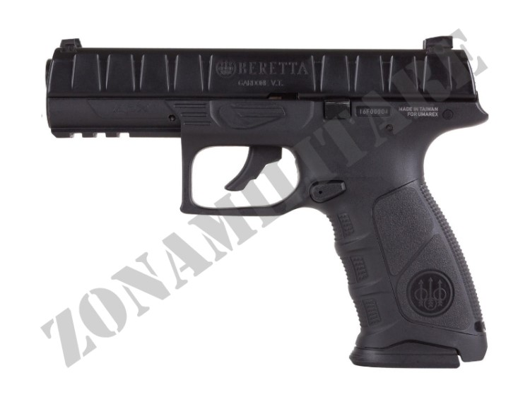 PISTOLA BERETTA APX CAL.4.5 POT>7.5J BLOWBACK METAL
