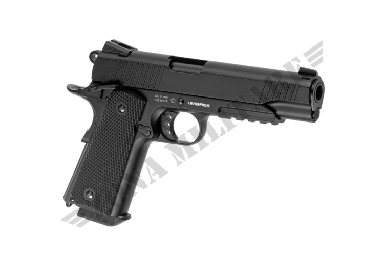 PISTOLA M1911 TACTICAL CO2 ELITE FORCE