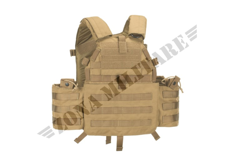 TATTICO 6094 RS PLATE CARRIER INVADER GEAR COYOTE BROWN