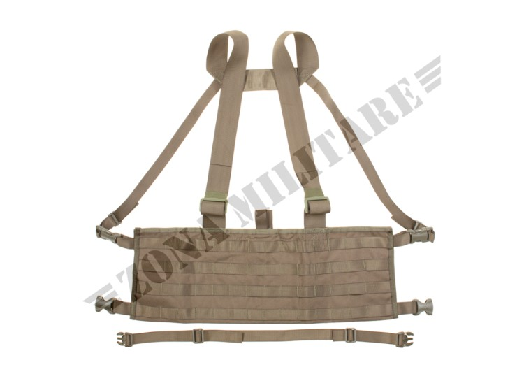 TATTICO INVADER GEAR MOLLE CHEST RIGS RANGER GREEN