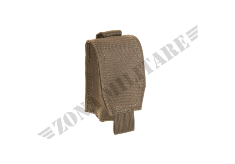 SINGLE 40MM GRENADE POUCH INVADER GEAR RANGER GREEN COLOR