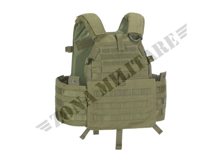 6094A-RS PLATE CARRIER INVADER GEAR OD GREEN