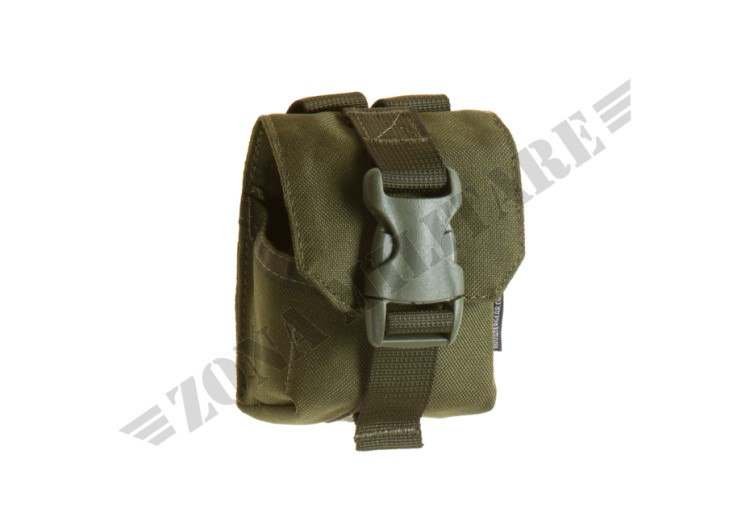 FRAG GRENADE POUCH INVADER GEAR OD GREEN COLOR