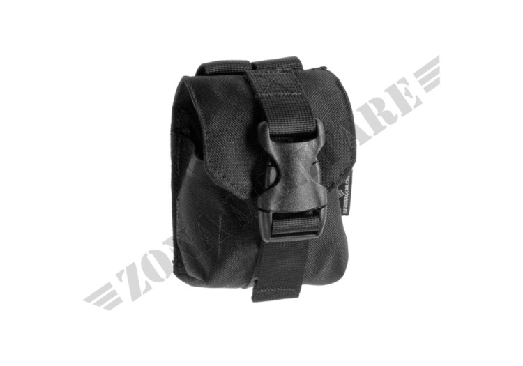 FRAG GRENADE POUCH INVADER GEAR BLACK COLOR