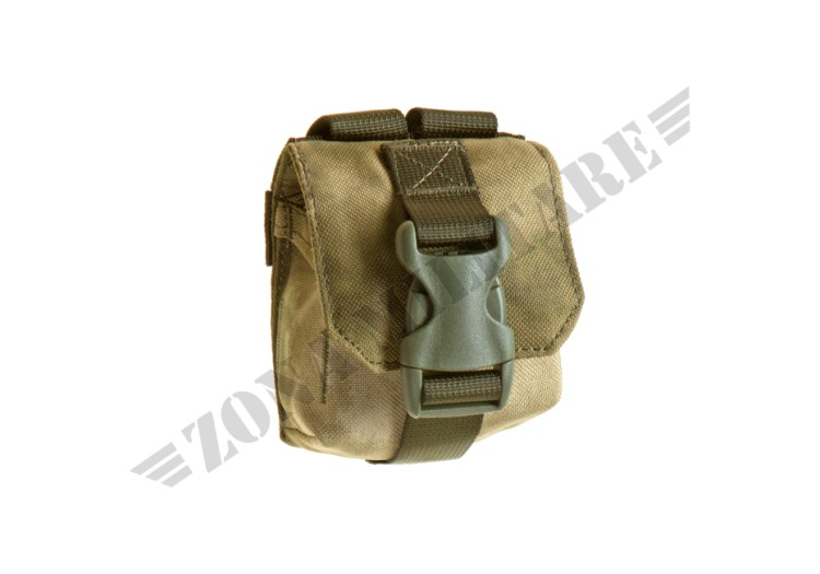 FRAG GRENADE POUCH INVADER GEAR FOLIAGE GREEN COLOR