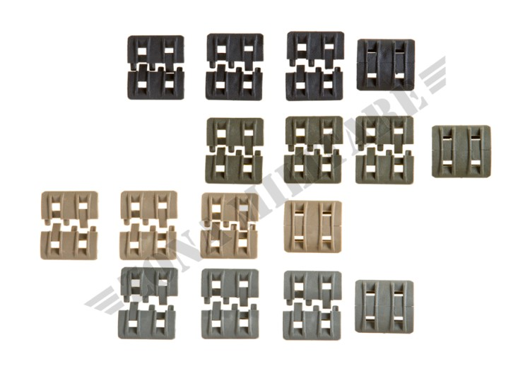 RAIL PANEL SET 32PCS FMA COMPONIBILI