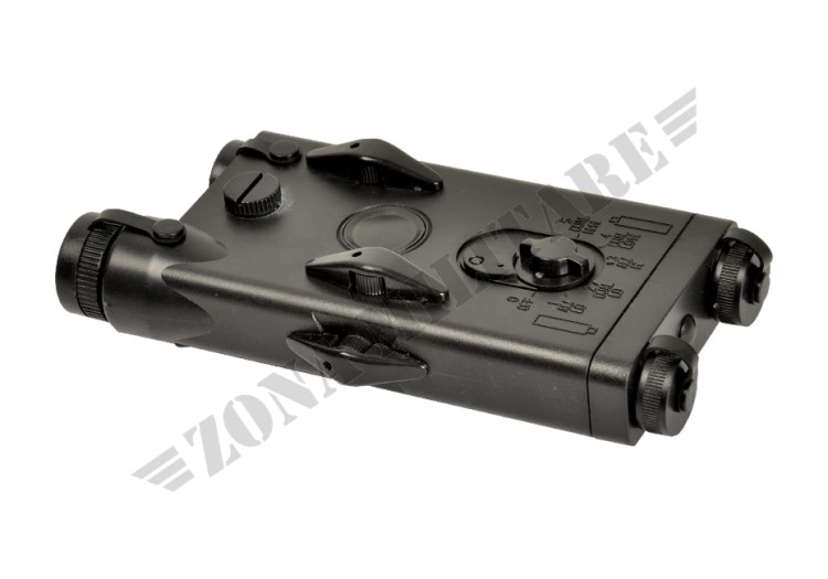 AN/PEQ-2 BATTERY CASE PIRATE ARMS BLACK VERSION