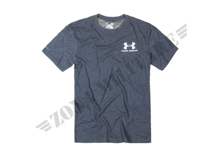 UA LEGACY HEATGEAR CHARGED COTTON TEE UNDER ARMOUR
