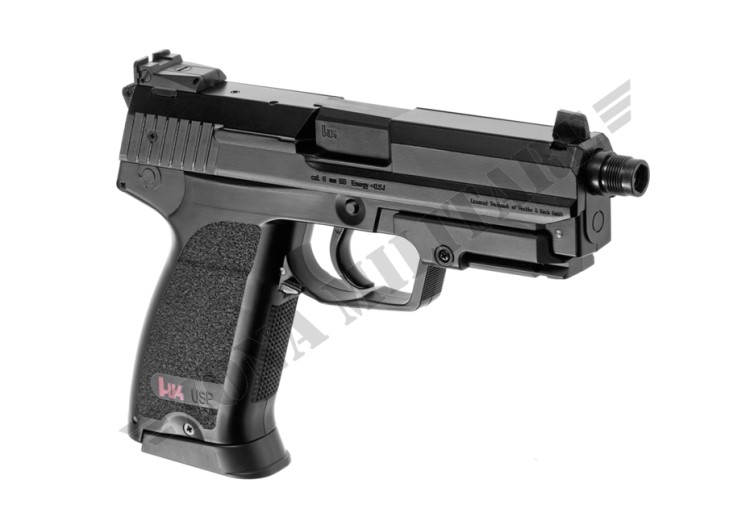 PISTOLA USP TACTICAL METAL VERSION AEP HECKLER & KOCH BLACK