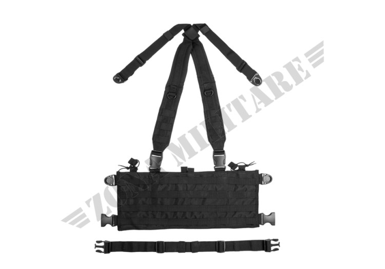 OPS CHEST RIG CONDOR BLACK VERSION