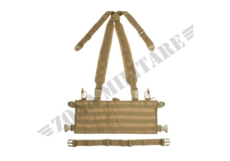 OPS CHEST RIG CONDOR COYOTE TAN VERSION