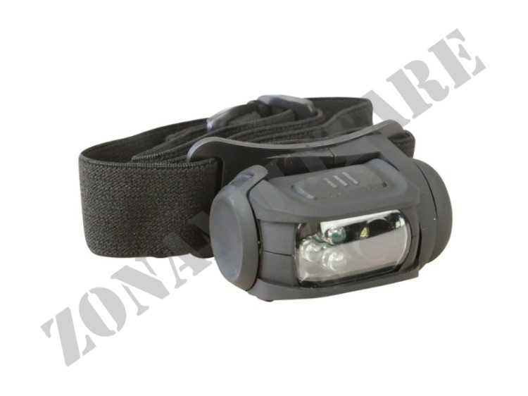 PREDATOR HEADLAMP II STEALTH BLACK