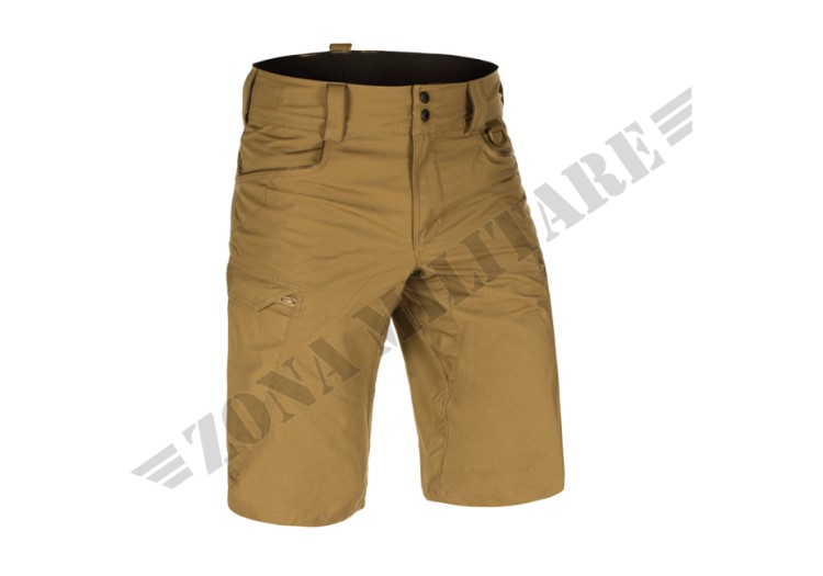 FIELD SHORT CLAW GEAR COLOR COYOTE BROWN