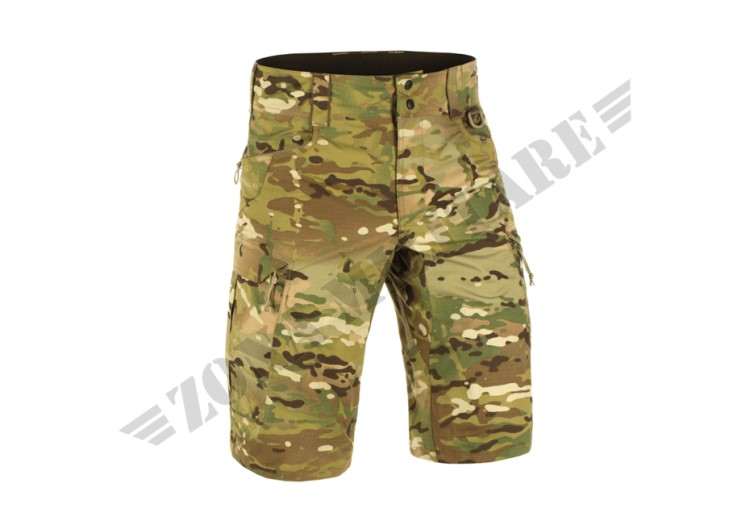 FIELD SHORT CLAW GEAR COLOR MULTICAM NYCO