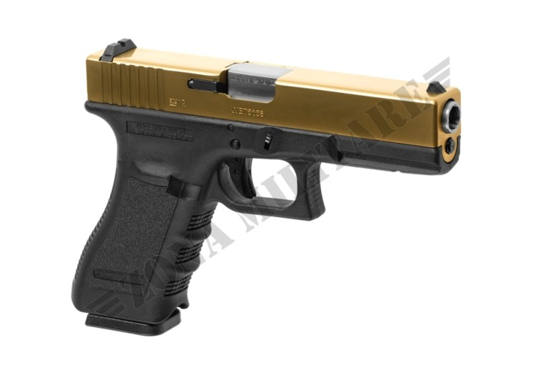 WE17 METAL VERSION GOLD COLOR GBB WE
