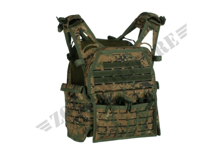 TATTICO REAPER PLATE CARRIER INVADER GEAR MARPAT
