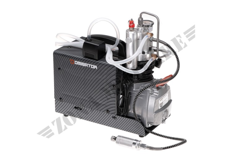 MINI AIR COMPRESSOR 220V DOMINATOR PER BOMBOLE HPA