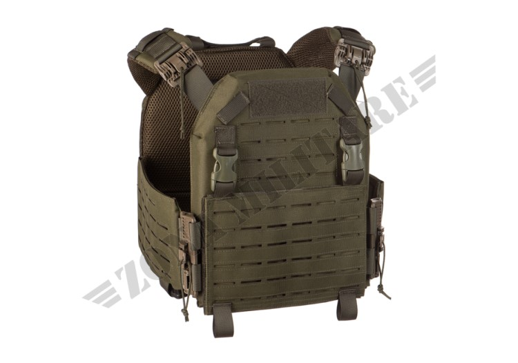 TATTICO REAPER QRB PLATE CARRIER INVADER GEAR OD GREEN