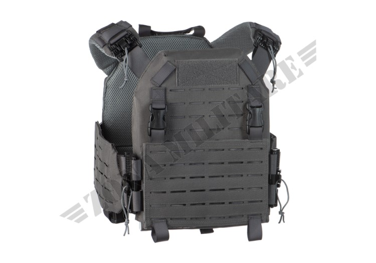 TATTICO REAPER QRB PLATE CARRIER INVADER GEAR WOLF GREY