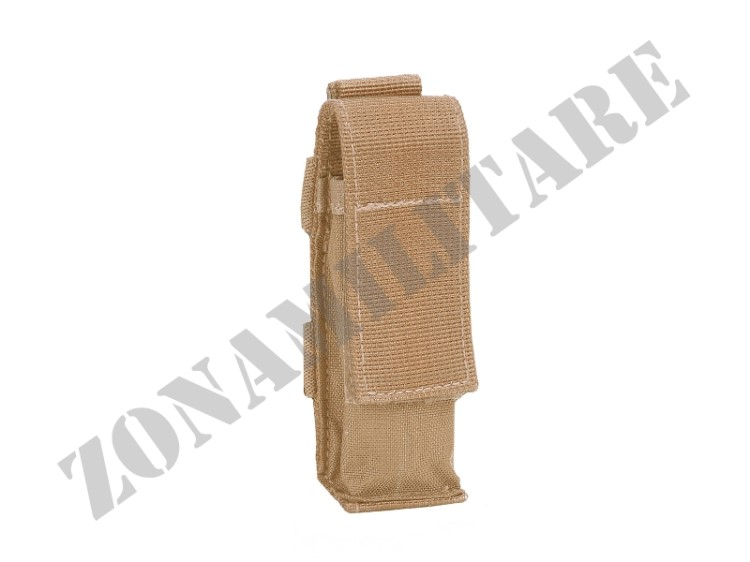 TASCA SMALL KNIFE/MULTI TOOL POUCH TAN COLOR