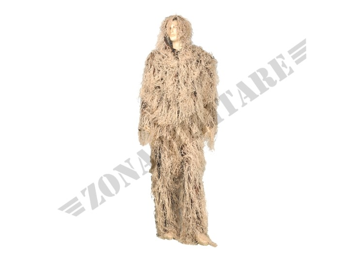 GHILLIE SUIT INVADER GEAR COLORAZIONE DESERT