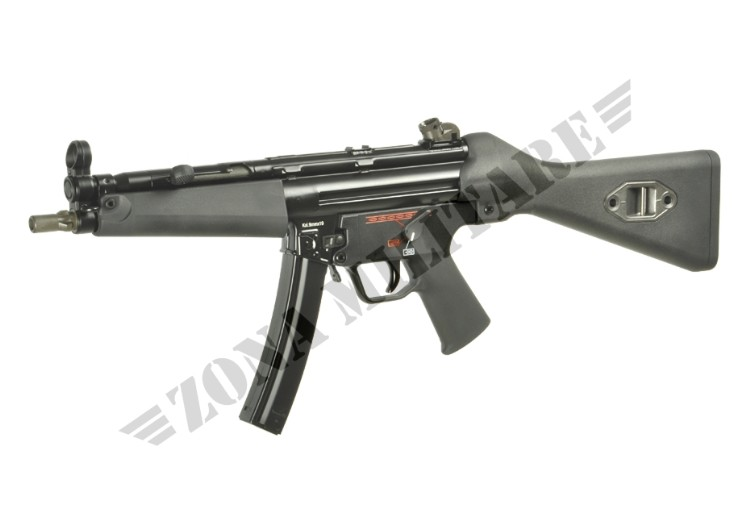 FUCILE MARCA VFC MODELLO MP5 A2 STEEL STAMPED GBR GAS