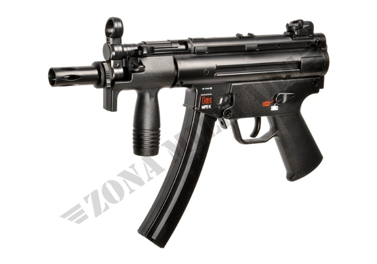 FUCILE MARCA H&K MODELLO MP5K CO2 BLOWBACK