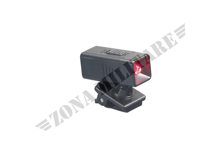 TORCIA  LED MINI LIGHT RED SWISS EYE