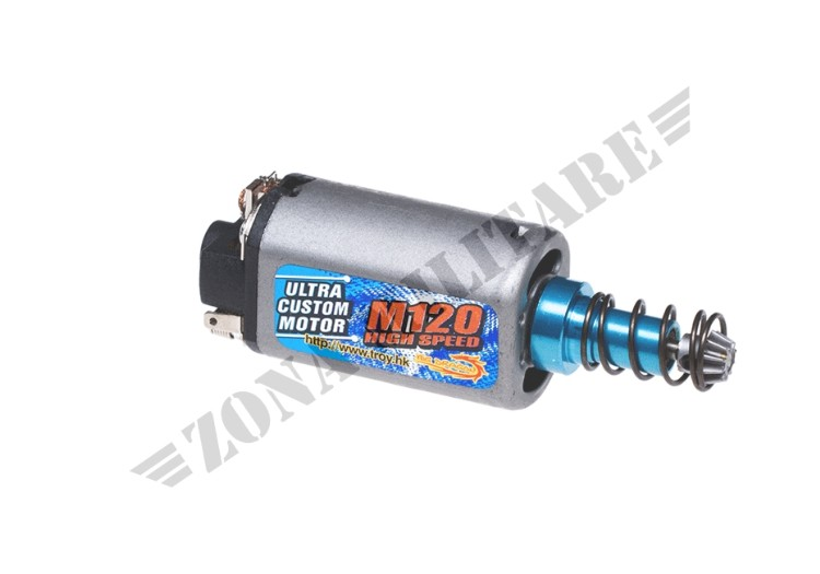 M120 HIGH SPEED MOTOR LONG TYPE BD CUSTOM