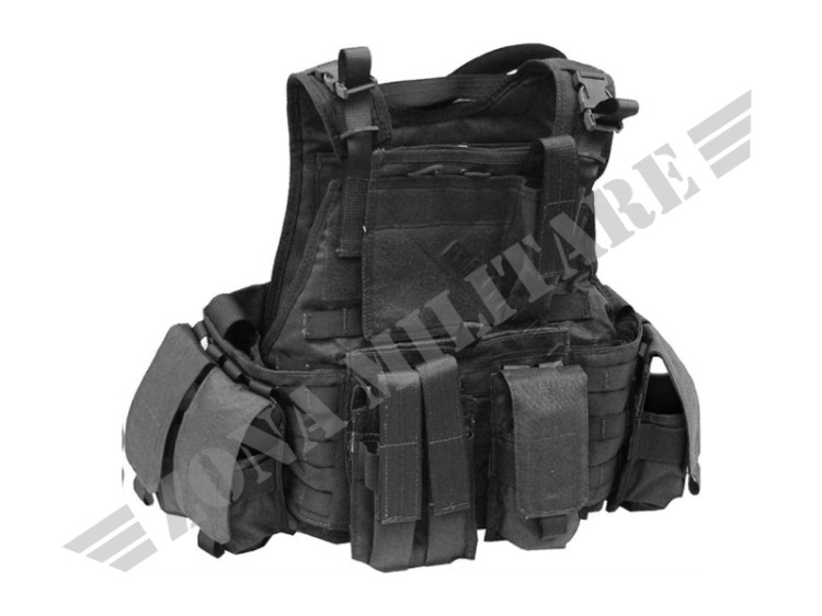 TATTICO MOD CARRIER COMBO INVADER GEAR BLACK