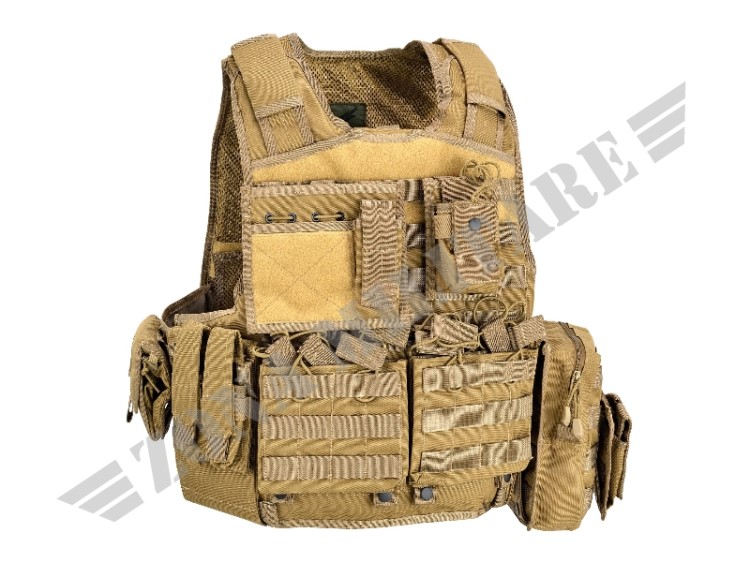 TATTICO MOD CARRIER COMBO INVADER GEAR COYOTE BROWN