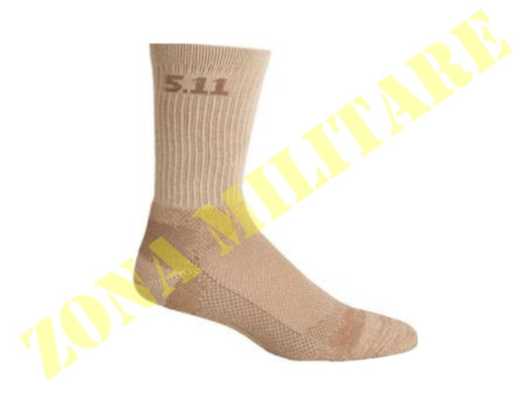 CALZA TECNICHE 5.11 TACTICAL SERIES LEVEL1 TAN