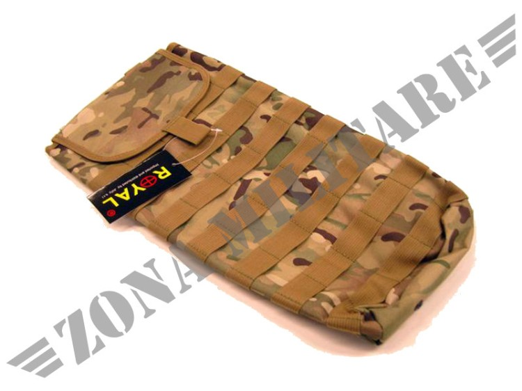 TASCA ROYAL PLUS PORTA CAMELBACK MULTICAM
