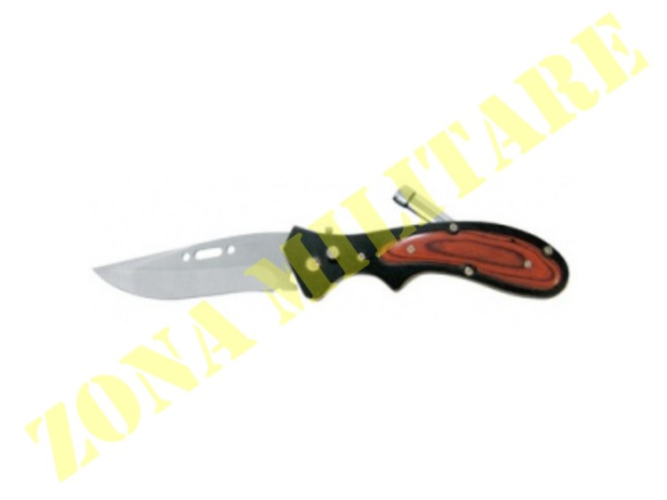 COLTELLO ROYAL U.S.A. SUPER KNIFE CON LED LUMINOSO
