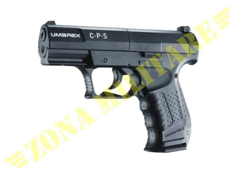 PISTOLA UMAREX WALTHER CPS SPORT NERA CAL. 4,5
