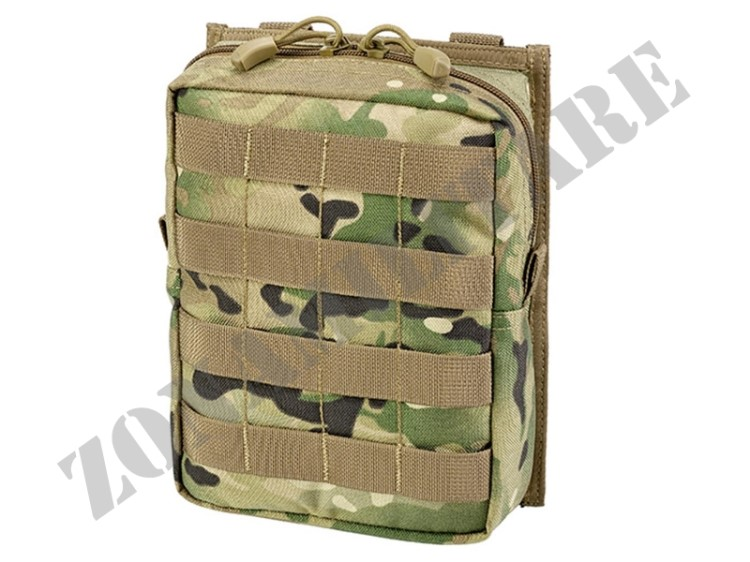 TASCA UTILITY FIELD POUCH DEFCON 5 MULTICAM