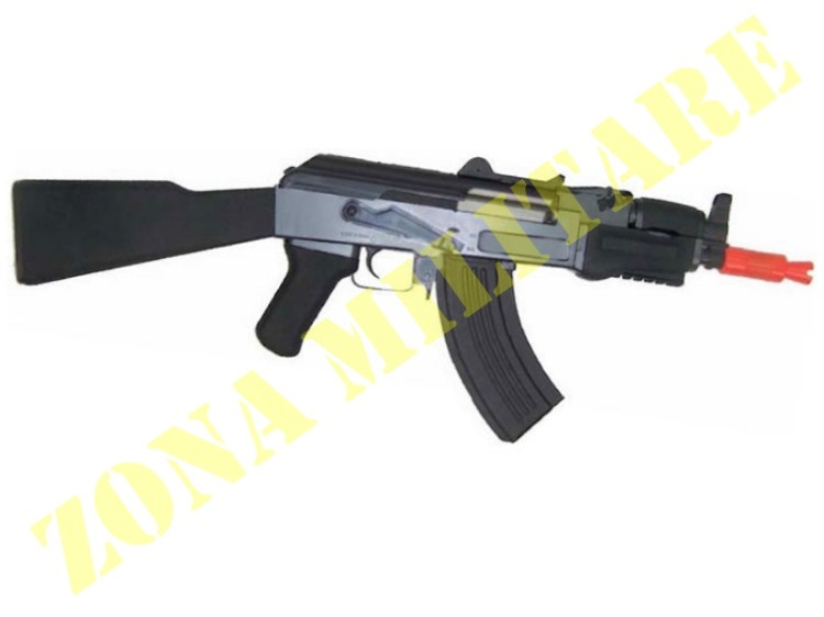 FUCILE AK BETA SPETSNAZ BLACK FULL METAL