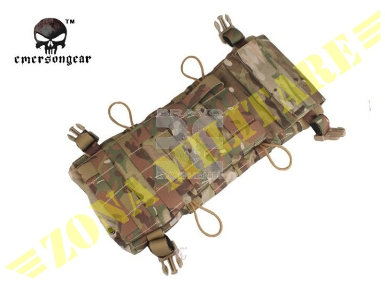 HYDRATION BACK PANEL EMERSON 2.5 LITRI MULTICAM