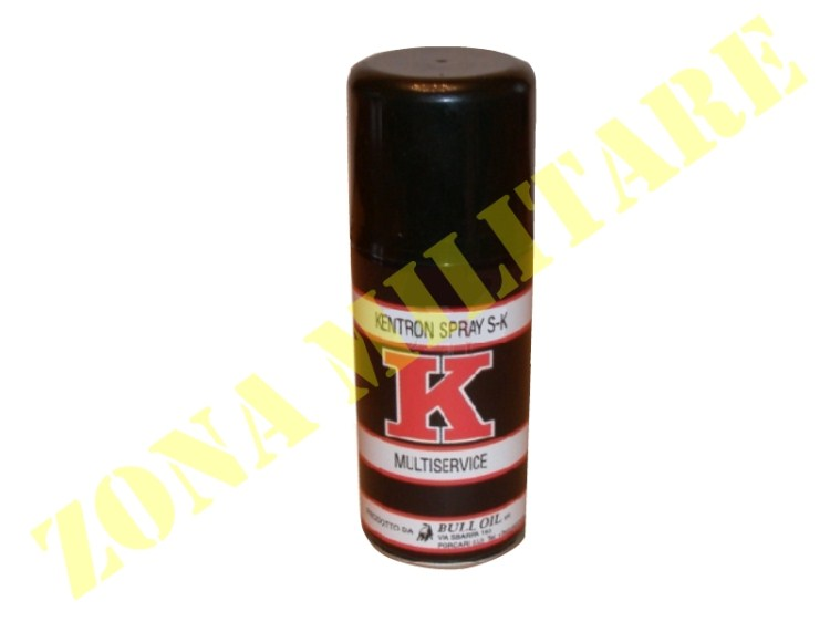OLIO PROFESSIONALE PER ARMI KENTRON SPRAY 150ML