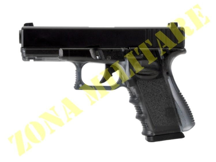 PISTOLA GLOCK KJ WORKS BLOWBACK METAL A GAS
