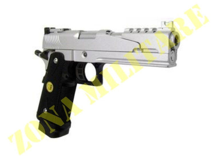 PISTOLA MARCA WE MODELLO HI-CAPACITY 5.1 GAS