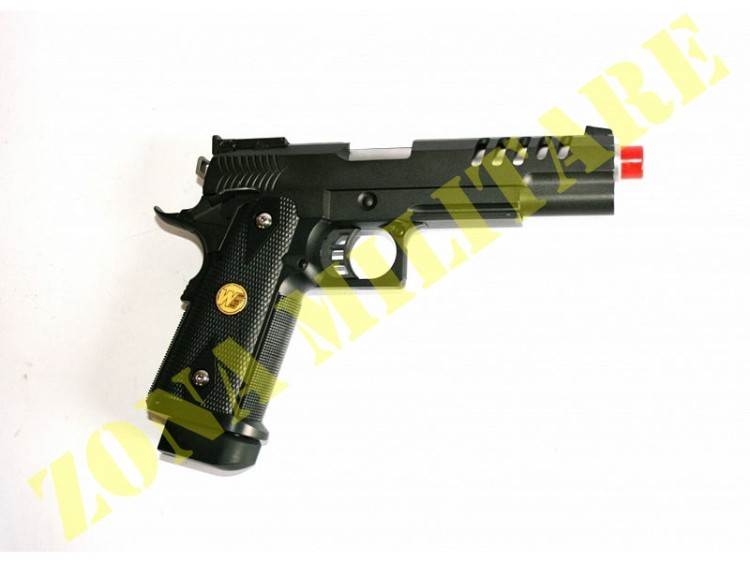 PISTOLA MARCA WE MODELLO HI CAPA 5.1 METAL GAS