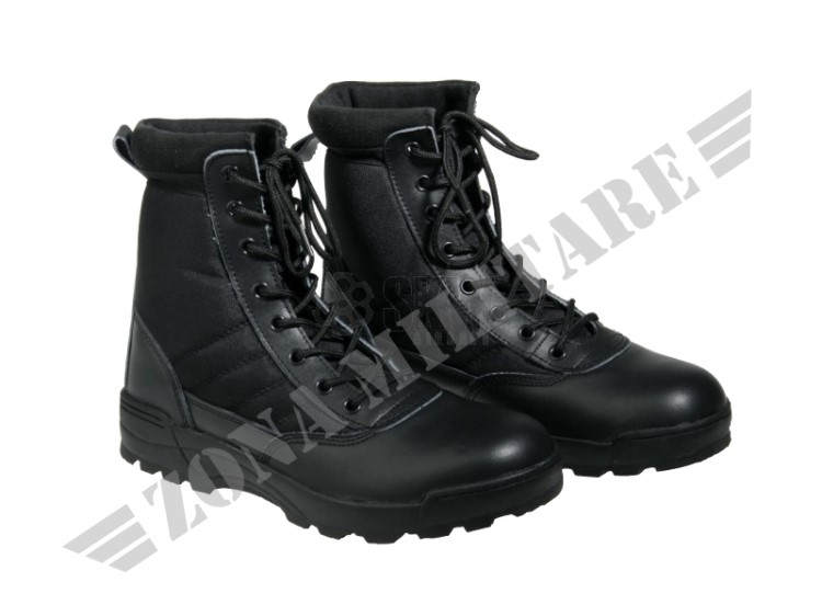 ANFIBI RTC BLACK NILE BOOTS