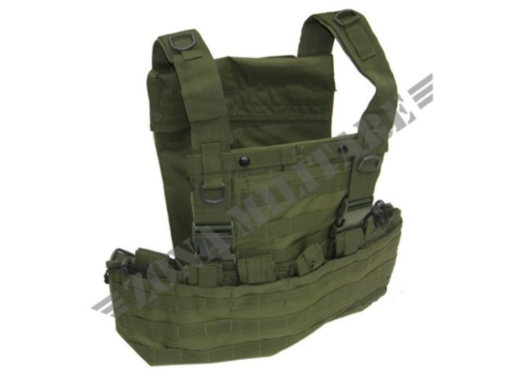 SWISS ARMS VEST TATTICO MOLLE OD