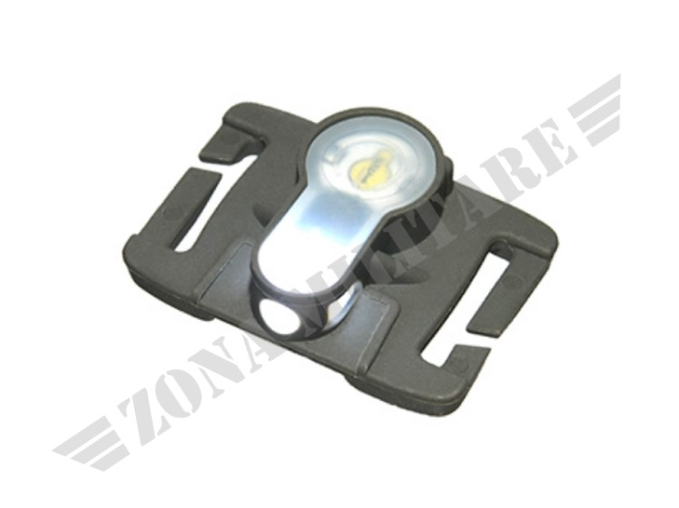 COMPACT LED STROBE MARKER MOLLE FOLIAGE RED LIGHT FMA