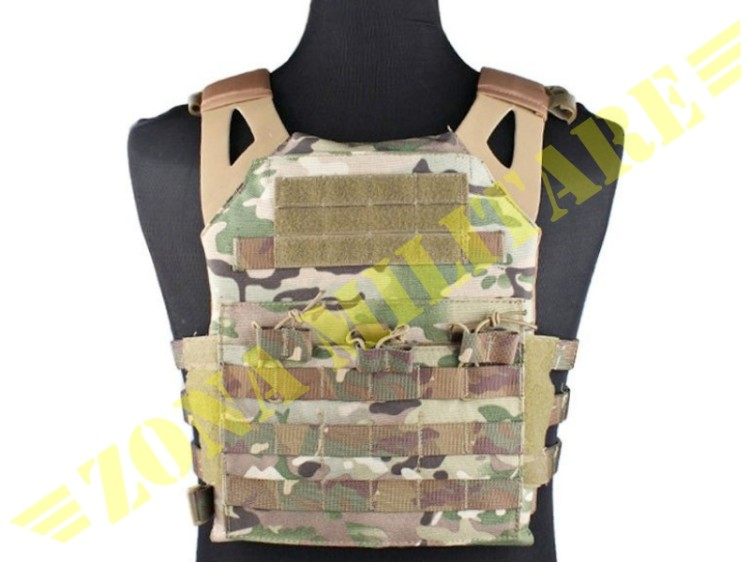 LIGHT VEST JPC MULTICAM